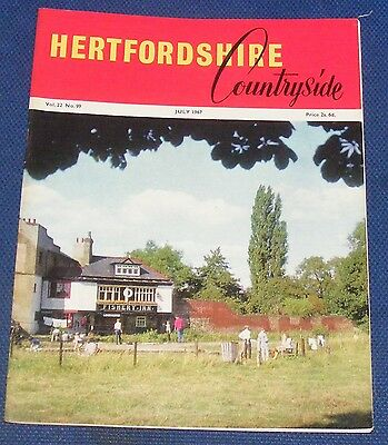 Hertfordshire Countryside July 1967 - Martha Ray/bayford