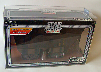Star Wars Trilogy Collection - Sandcrawler Hasbro Trade 4+ - Neu