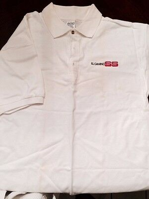 El Camino SS New Golf Shirt medium - Great Xmas Gift