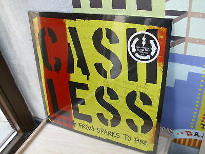 Cashless - From Sparks To Fire - LP Vinyl//Neu&OVP