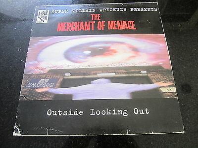 "THE MERCHANT OF MENACE ""OUTSIDE LOOKING OUT"" OST 2 x LP (BREAKBEAT)"