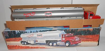 Texaco Toy Tanker Truck 1975 1995 Edition NEW