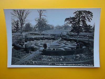 Box Garden CHASTLETON HOUSE Gloucestershire - F Packer Chipping Norton RP c1920s
