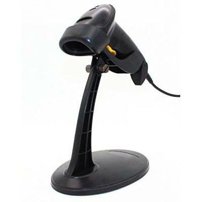 USB Automatic Barcode Scanner Scanning Barcode Bar-code Reader with Hands Free