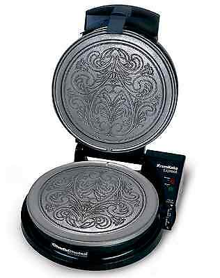 Chef'sChoice Professional Baking Waffle Pizzelle and Krumkake Express Maker NEW
