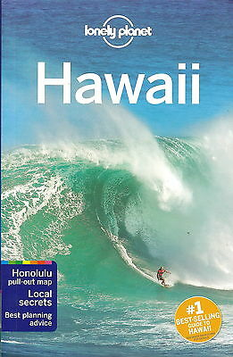 Hawaii LONELY PLANET TRAVEL GUIDE 2015