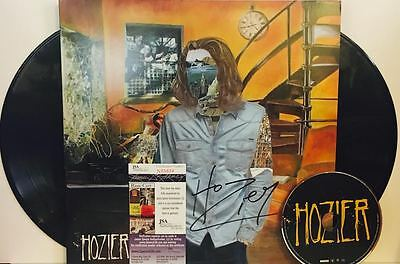 HOZIER Signed Autograph Double LP Cover with CD JSA