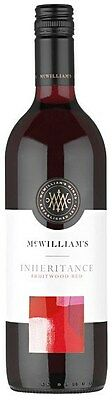 McWilliam's `Inheritance Fruitwood` Red NV (12 x 750mL), NSW.