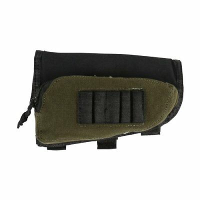 Allen Buttstock Shell Holder and Pouch for Rifles New