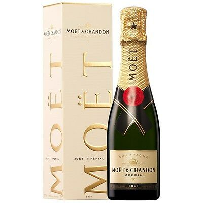 Mini Moët & Chandon `Impérial` Brut NV (24 x 200mL piccolo), Champagne, FR.