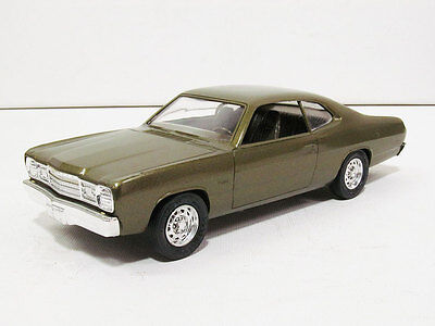 1974 Plymouth Duster Promo, graded 9-10 out of 10.  #23384
