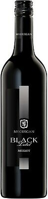 McGuigan `Black Label` Merlot 2015 (6 x 750mL), SE AUS.