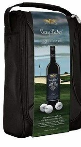 Wolf Blass Grey Label Shiraz 2012 Golf Pack (3 packs per case), SA.