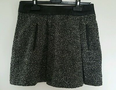 Full Circle Womens Skirt grey Size S BNWT