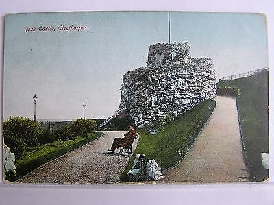 Postcard - Cleethorpes - Ross Castle - Lincolnshire - 1906