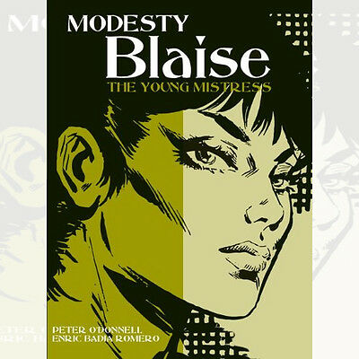 Modesty Blaise The Young Mistress By Peter O'Donnell  New Paperback9781781167090