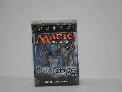 Magic the Gathering Dissensions Azorius Ascendant Deck  *New & Sealed*