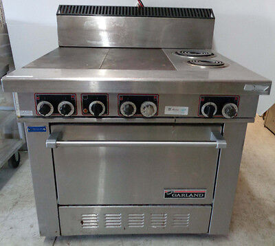 Garland Electric Range With 2 Elements / Griddle / Oven - Send Best Offer
