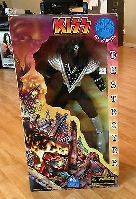 "KISS dolls 24"" * ACE FREHLEY * "" Destroyer Limited Edition 1998'"