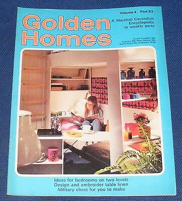 Golden Homes Magazine #53 - Home Fabrics - Design & Embroider Table Linen