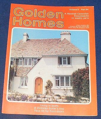 Golden Homes Magazine #64 - Home Fabrics - A Stool For Beginners
