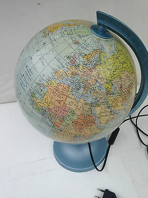 Fabulous  Illuminated World Globe Light - Polish Version