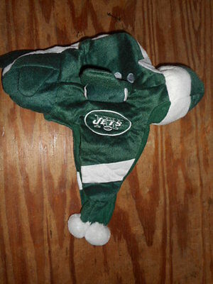 Forever Collectibles New York Jets Dangle Mascot Hat New With Tags