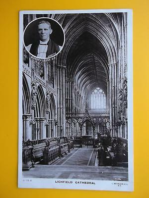 Bishop A Legge & Cathedral LICHFIELD *Vintage* RP 1905