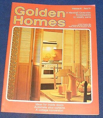 Golden Homes Magazine #77 - Home Fabrics - A Lacy Knitted Mat
