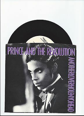 Prince Anotherloverholenyohead Original Single With Pic Cover From Usa