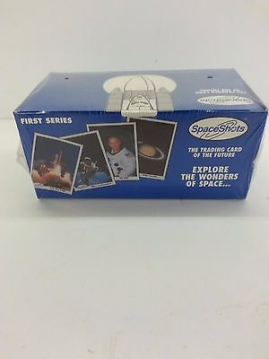 Space Ventures Space Shots Cards Series 1 Unopened Box