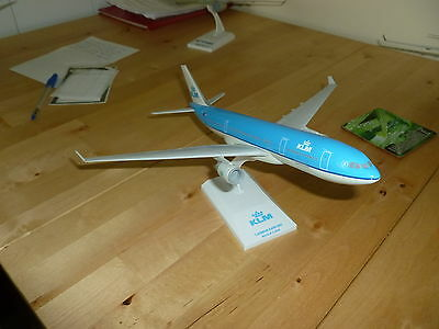 Klm A330-200  Resin Push-Fit Model By Skymark