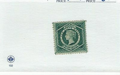 New South Wales Sc# 70 Used Stamp Thin
