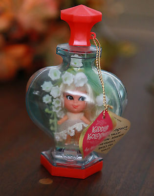 Beautiful Vintage Mattel Kiddle Lilly Of The Valley Minty With Original Hang Tag