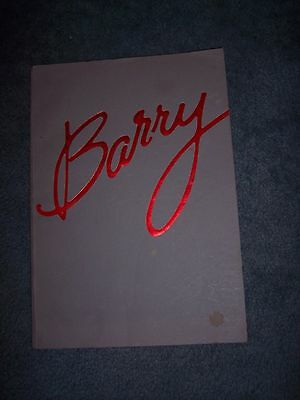 BARRY MANILOW 1981 ORIGINAL TOUR PROGRAM (483) with ticket stub