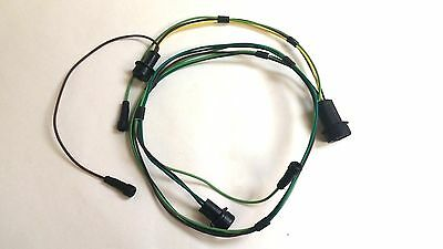 1968 Chevy Pick Up Truck Stepside Rear Body Light Wiring Harness