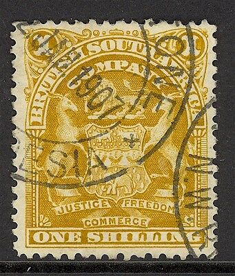 Rhodesia, Used, 59-61, 64, 66, (1) Shown, Nice Cancels