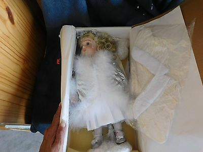 "Marie Osmond Limited Edition Doll - ""Angela"" - in Box w/COA 141/2500"