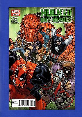 Hulked Out Heroes #2 Nm- 9.2 High Grade Modern Age Marvel Comics