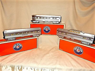 Lionel Canadian Pacific 3 Car Passenger Set From Set 6-30181 Only Just Cars Here