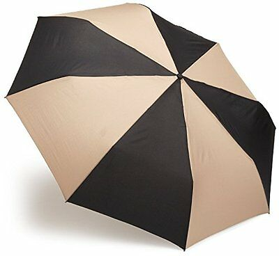 """Totes Umbrella Auto Golf Size -- 55"""" Extra Large Coverage, Push Button New"""