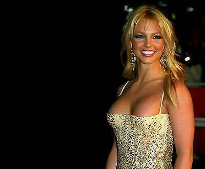 Britney Spears Unsigned 8x10 Photo (82)
