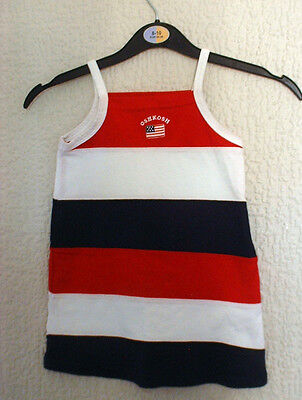 Osh Kosh Summer Vest To Fit Child 24 Months