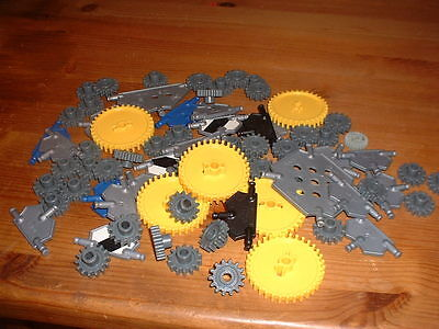 Knex  Gears, Cogs And Spacers