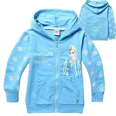 Frozen design Hodded Jacket age 2 yrs - new with tags