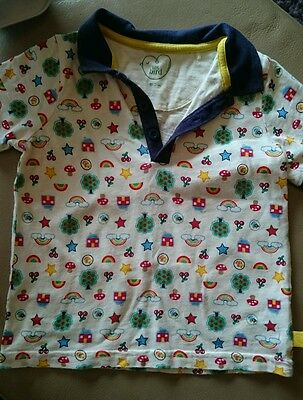 Little Bird from Mothercare polo shirt size 18-24 months