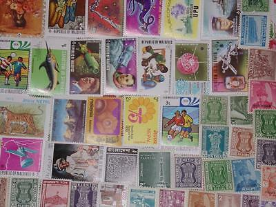British Asian Mint Stamp Collection