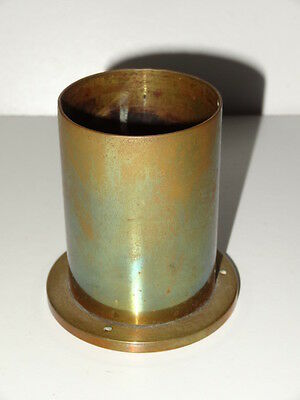 Brass Bellows Camera Lens Holder