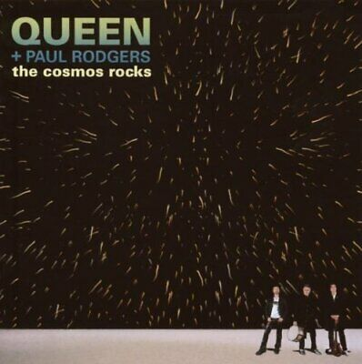 Queen & Paul Rodgers - The Cosmos Rocks - Queen & Paul Rodgers CD BYVG The Fast