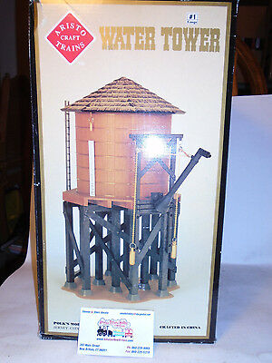 Aristocraft G Scale #7103 Operating Water Tower New In Original Box